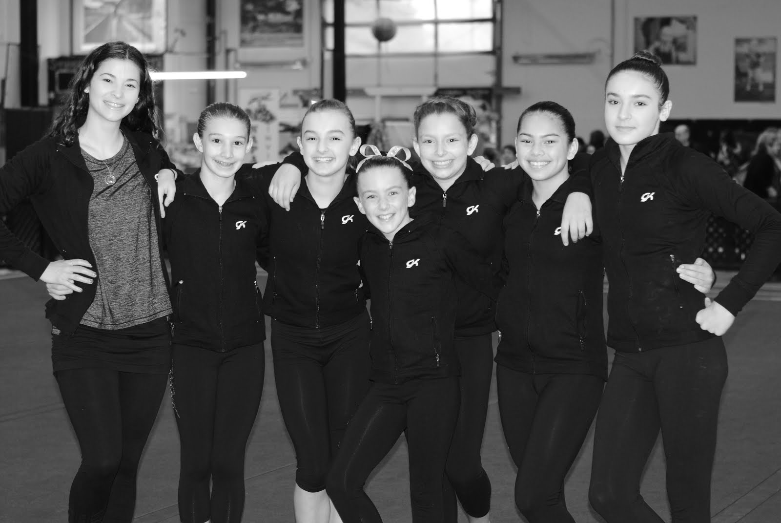 2016 Level 6/7 Junior Olympic Team