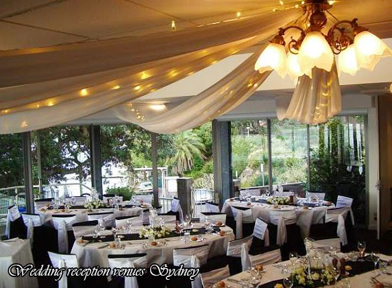Wedding Reception Venues Sydney