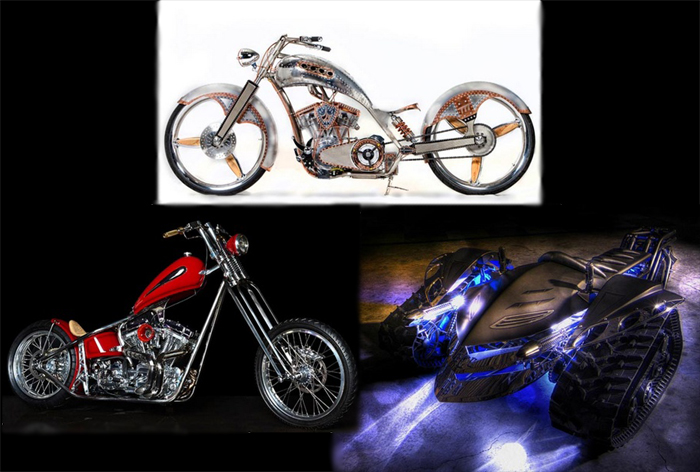 Teutel Jr. wins Discovery Channel's bike build-off competition between