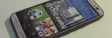 HTC One M9 Plus Terungkap Gambar dan Videonya