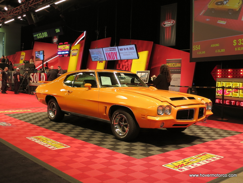 HOVER MOTOR COMPANY: Mecum Spring Auction is one of the best car ...