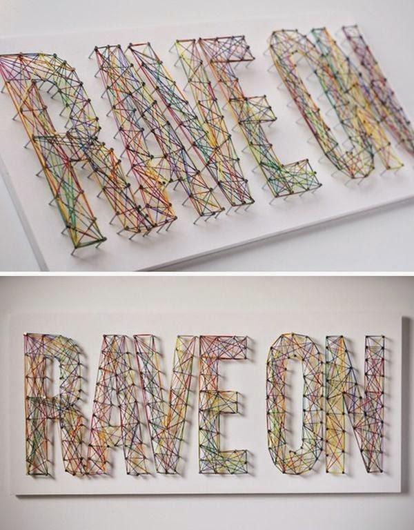 art de la ficelle