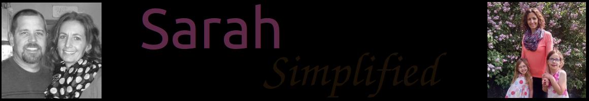 Sarah Simplified