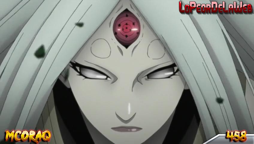 Naruto Shippuden Versión Mañanero desesperados