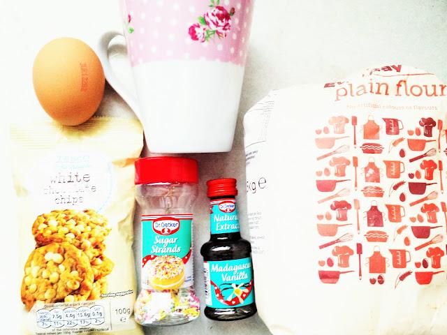 Mug Cake With Self Raising Flour And Ni Egg