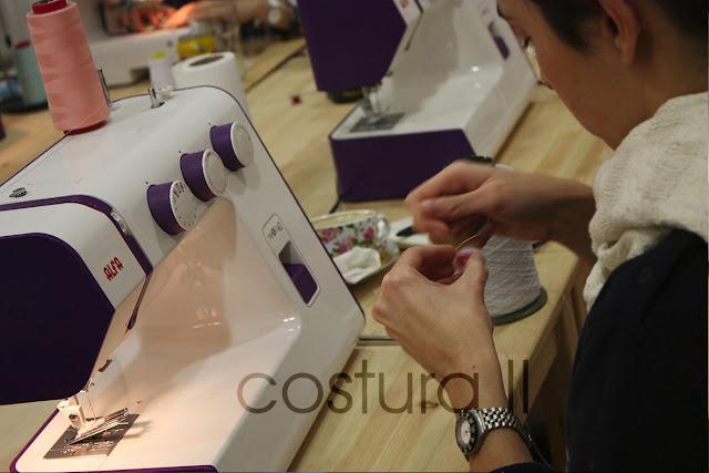 Taller monográfico Costura II: Sweet sixteen craft store