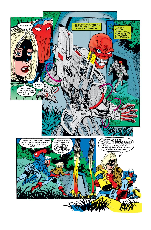 Captain America (1968) Issue #440 #392 - English 16