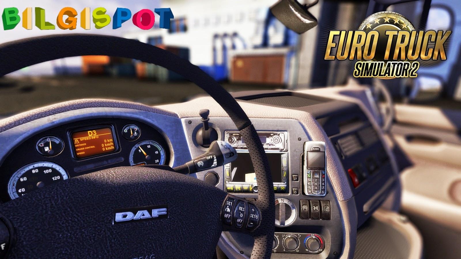 Euro Truck Simulator 2 Çalışmayı Durdurdu Hatası