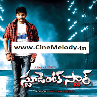 Student Star Telugu Mp3 Songs Free  Download -2012