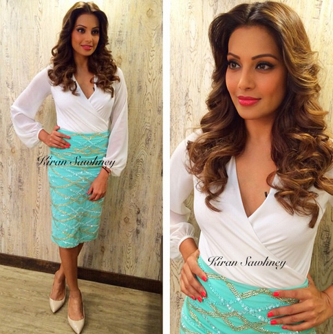 Bipasha Basu in Comedy nights with Kapil