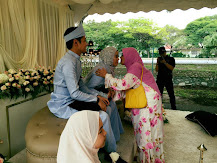 8 Wedding Photo  Anak Kak Zainon & Abang Ezanee