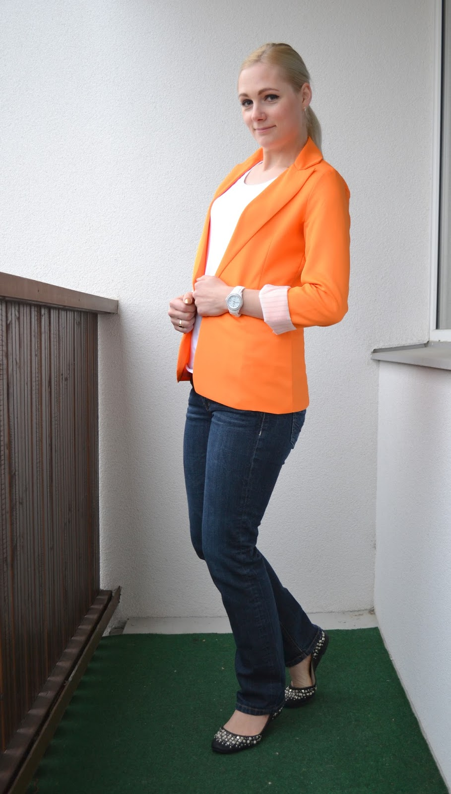 blazer from Sammydress