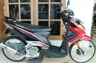 modifikasi matik thailand, Tentang Modifikasi Motor Aliran Thailand Aliran Thai Look Style | Modif motor thailand