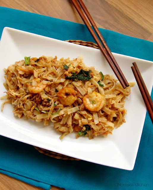 XO Fried Noodles Recipe from Nomsies Kitchen