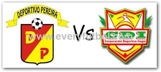 Ver Pereira Vs Itagui Online En Vivo – FPC Liga Postobon