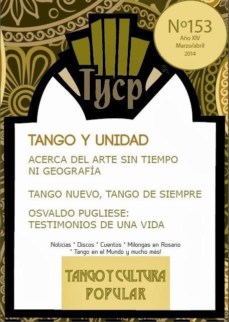 Tango y Cultura Popular N° 153