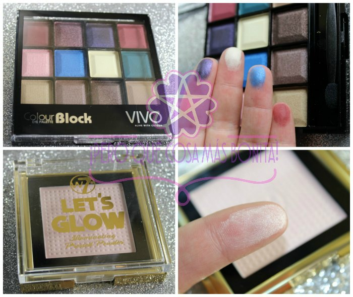 Regalo Vivo Cosmetics y W7