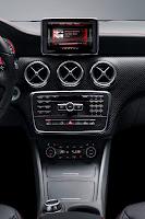 All-New 2013 Mercedes A-Class Interior