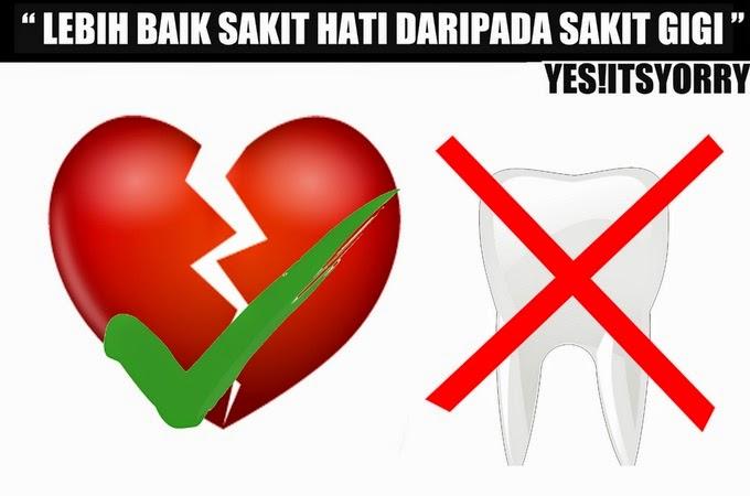 Inilah 12 Penyebab Sakit Gigi Yang Akan Mengganggu Anda