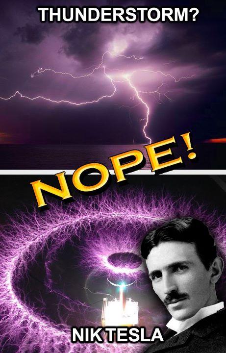 Thunderstorm - Nope - Nik Tesla