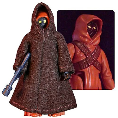 "Jawa 7.5"" Jumbo Vintage Kenner Star Wars Action Figure by Gentle Giant"
