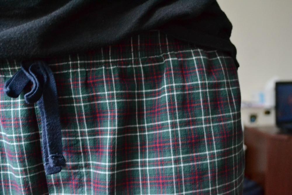 tartan check plaid pyjamas target