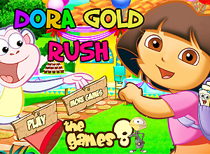 Dora Gold Rush