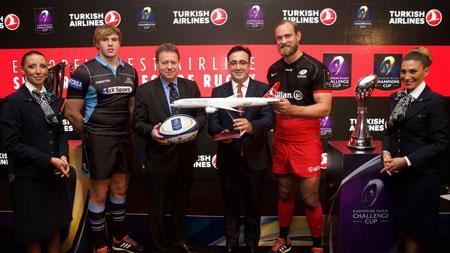 Turkish Airlines se mete de lleno en el rugby