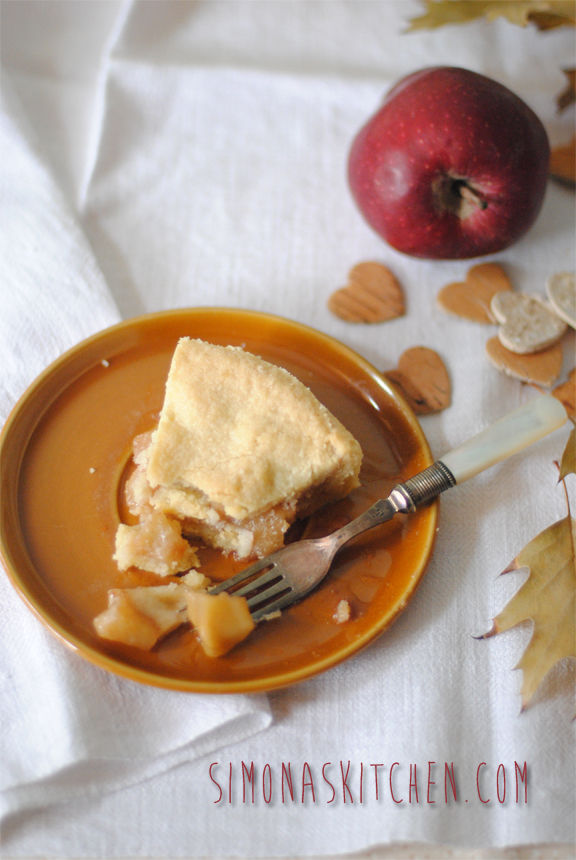 Torta di mele caramellate di Gordon Ramsey