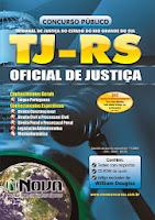 Apostila Impressa TJRS para Oficial de Justiça