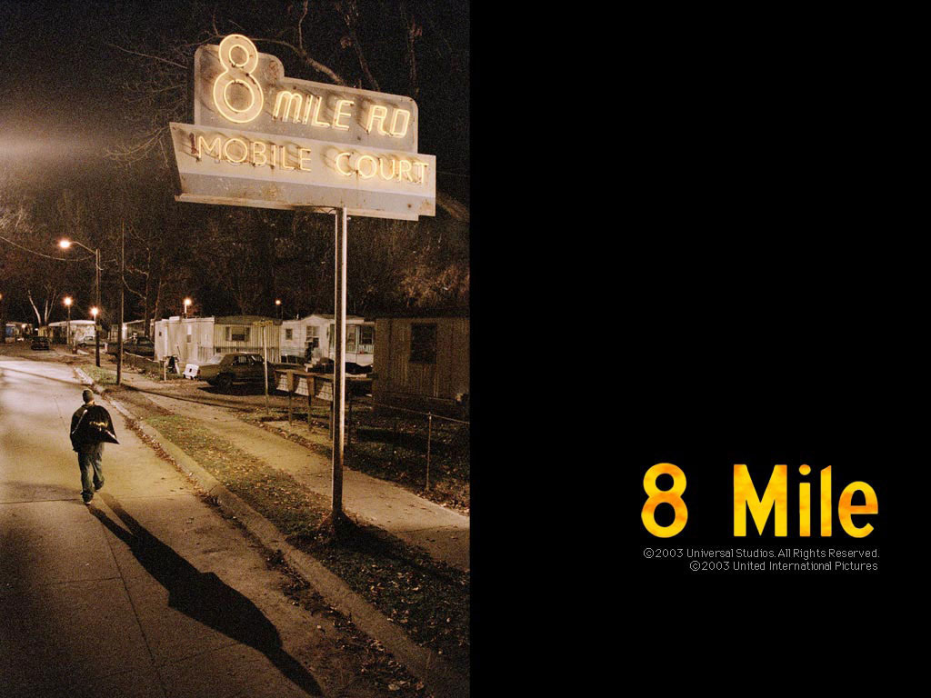 Displaying 14> Images For - 8 Mile Soundtrack...