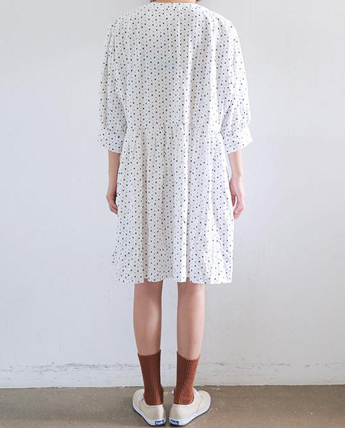 Sparkle Print Dress