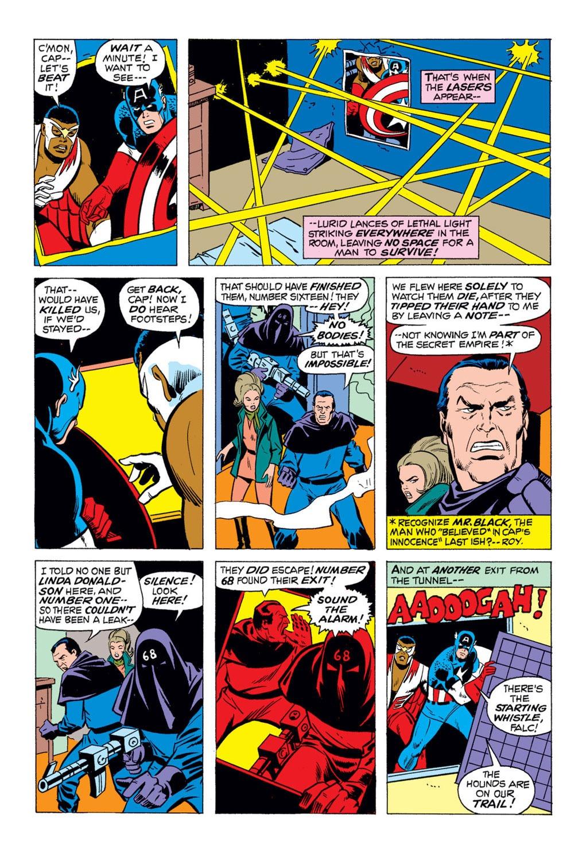 Captain America (1968) Issue #174 #88 - English 7