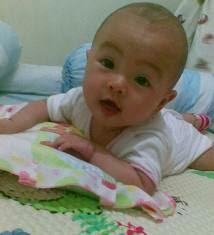 gambar bayi tengkurap