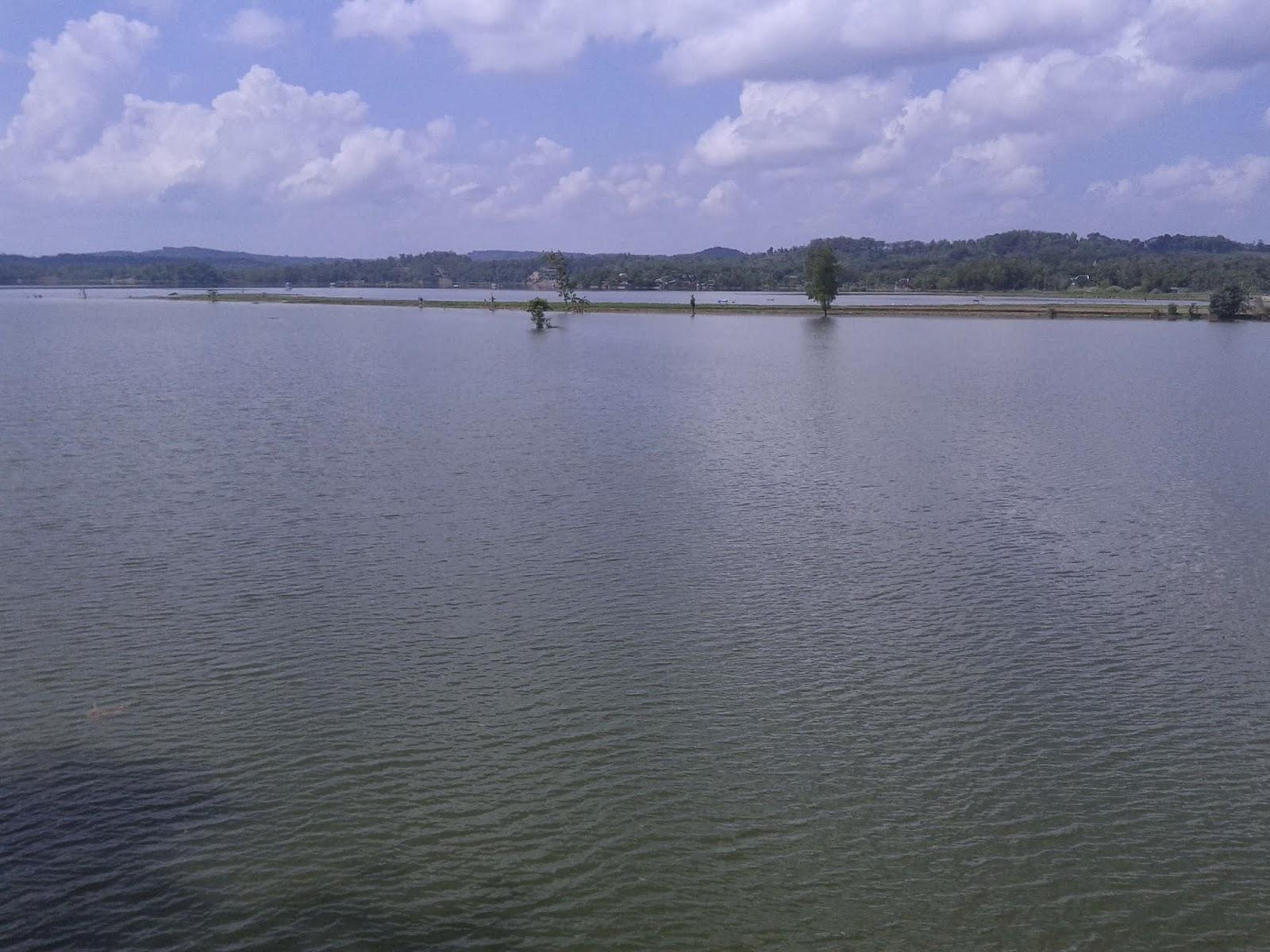 Banjir 2014 Waduk Kedung Ombo Jebol
