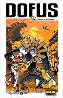 Dofus 6,Tot, Ancestral Z , Counchann,Norma Editorial  tienda de comics en México distrito federal, venta de comics en México df