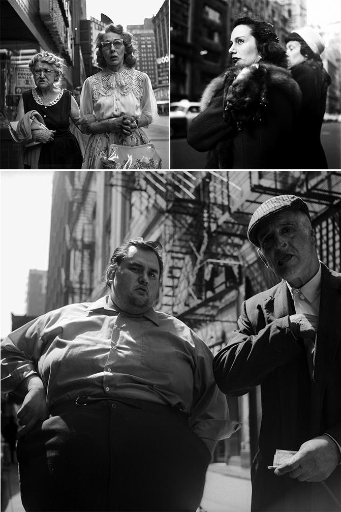 Fotografia callejera retrato