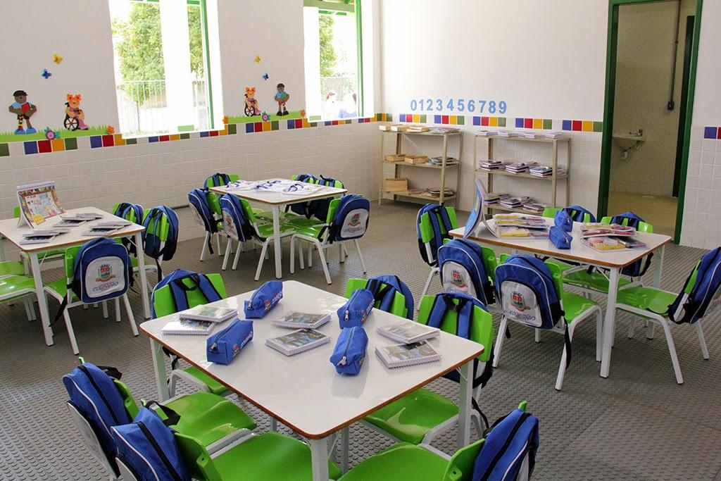 A nova creche segue os mais rigorosos padrões de segurança e acessibilidade e tem capacidade para receber 125 crianças