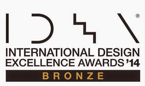 Bronze International Design Excellence Award (IDEA)
