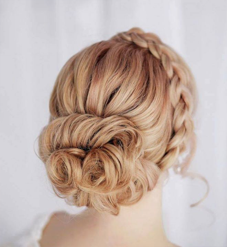 3 FAB BUN HAIRSTYLES FOR Parties