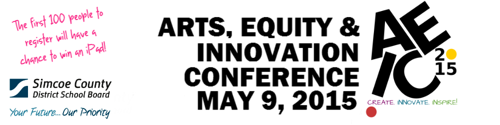 Arts, Equity & Innovation Conference