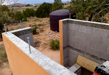 Dry Stack Concrete Building Blocks House