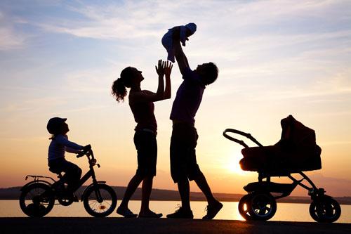 Hạnh phúc làm cha mẹ