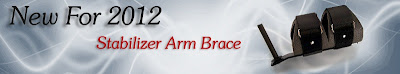 New For 2012 the Camera Stabilizer Arm Brace