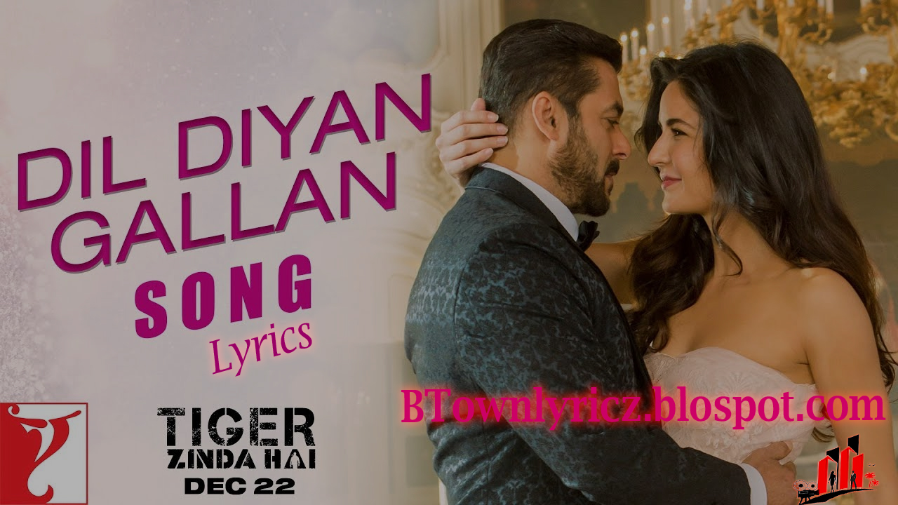dil diyan gallan song lyrics in hindi