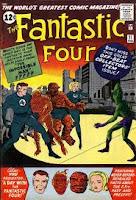 Fantastic Four #11 cover image