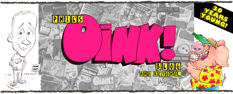 Phil's Oink! Blog and Beyond...