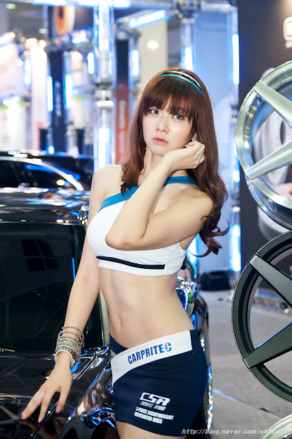 4 Jung Se On - Seoul Auto Salon 2012-Very cute asian girl - girlcute4u.blogspot.com
