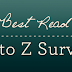 #BookTag: De la A a la Z