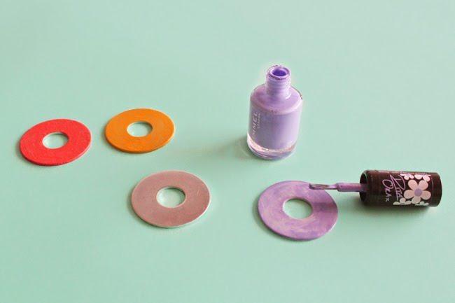 Make Your Own Party Ring Sewing Pattern Weights!